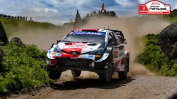 Rally de Portugal 2021 OtElfyn Evans