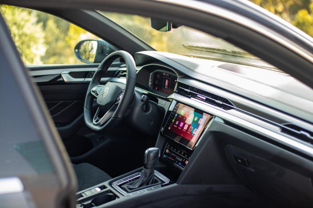 VW Arteon Shooting Brake 163