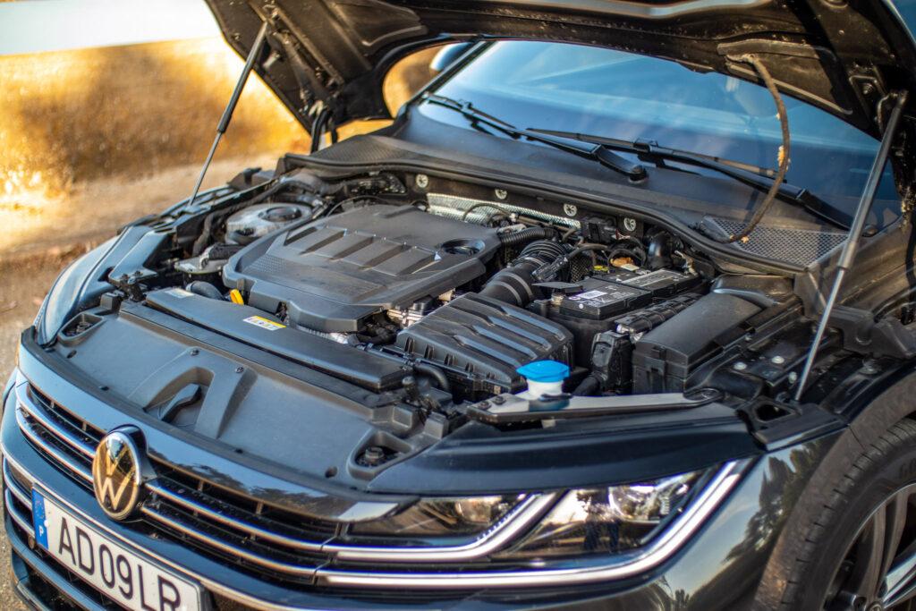 VW Arteon Shooting Brake 204