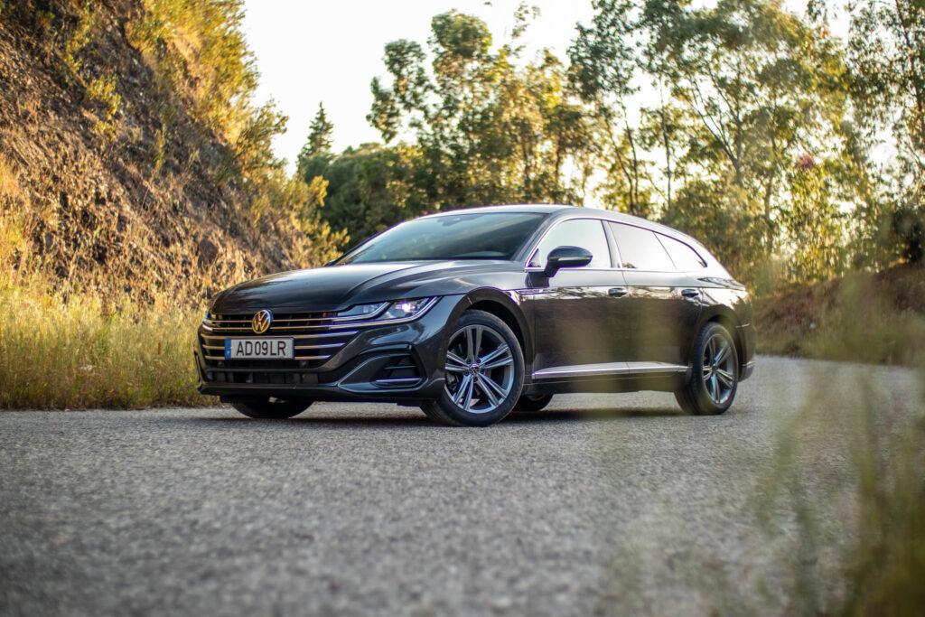VW Arteon Shooting Brake 265