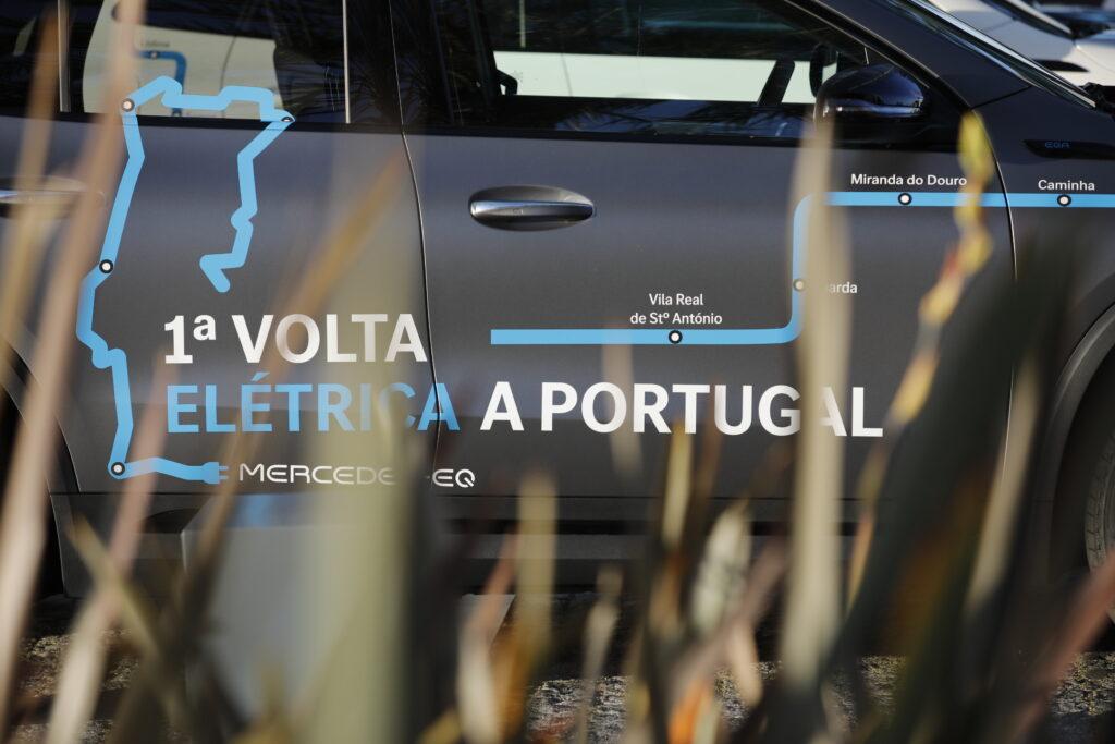 Volta Elétrica Portugal EQA Lisboa Sagres 1