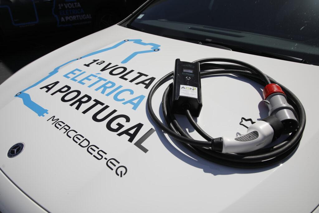 Volta Elétrica Portugal EQA dia1 2