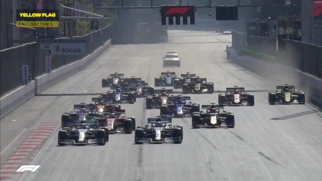 Fórmula1 Azerbeijão 2