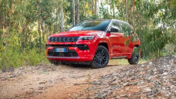 Jeep Compass S 2021 100