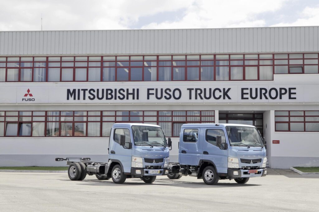 Mitsubishi Fuso Tramagal 3