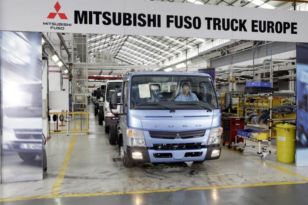 Mitsubishi Fuso Tramagal 5