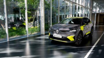 Renault ETech Electric 2022 2