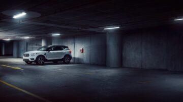 271313 Volvo XC40 Recharged