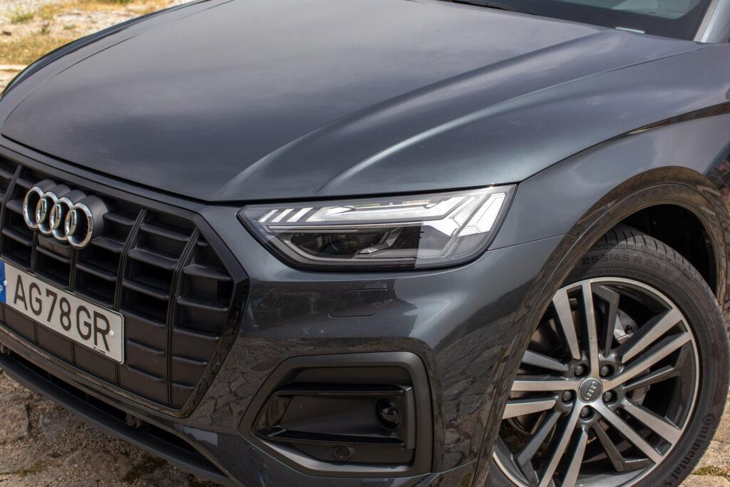 Audi Q5 40 TDI 11