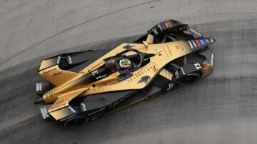 Fórmula E 2021 DS Techeetah 1