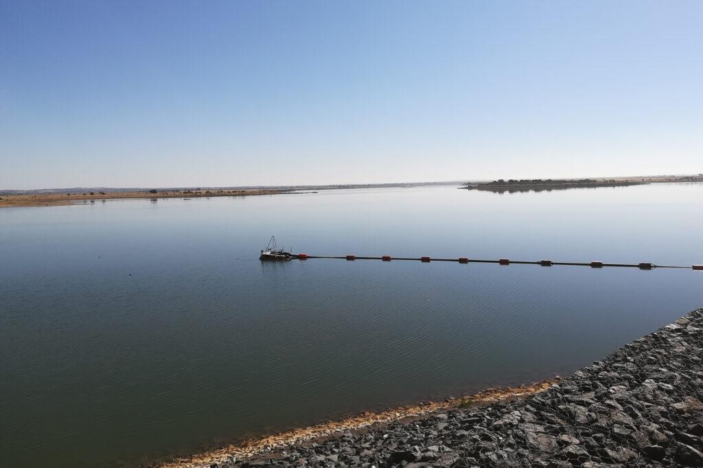 N18 Ervidel Barragem do Roxo