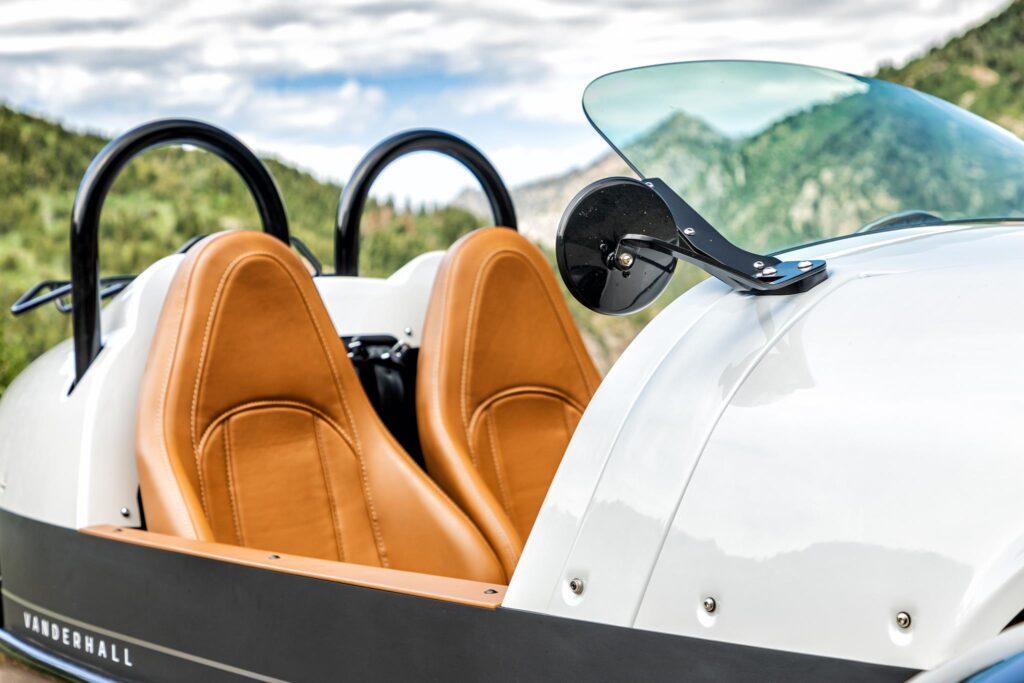Vanderhall Venice GT Pearl White CH 45