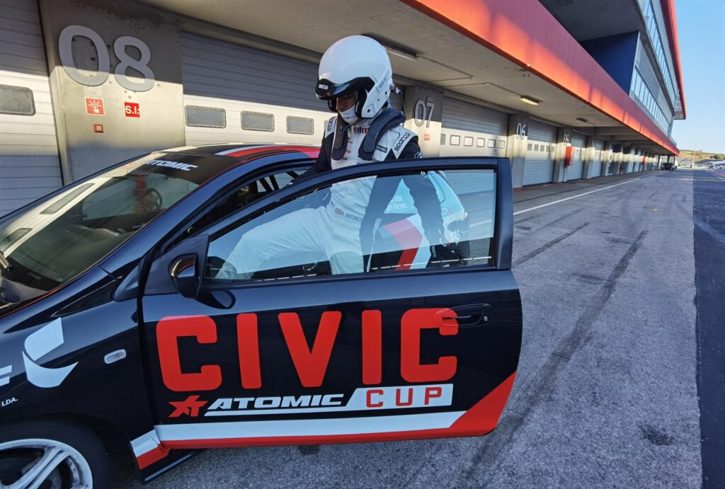 Civic Atomic CUP AIA 2
