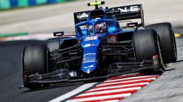 F1 2021 HUNGARORING LALPINE DESTEBAN OCON