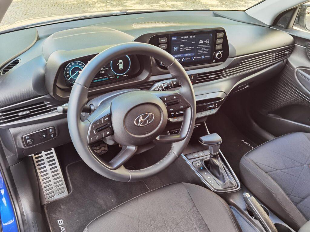 Hyundai Bayon 1.0 7DCT 41