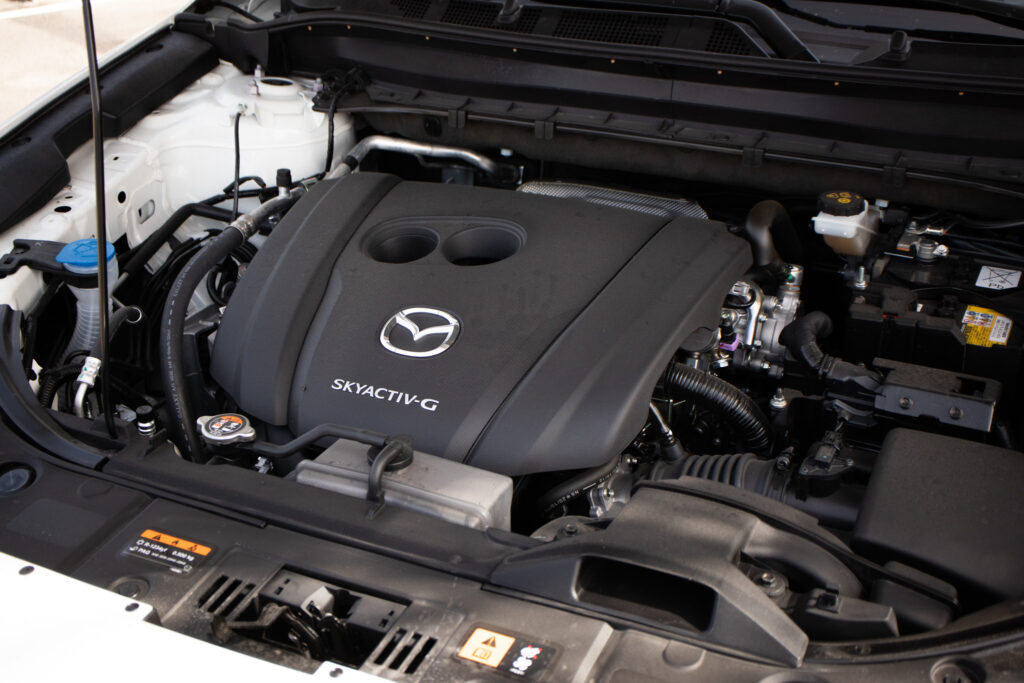 Mazda CX 5 Homura 133