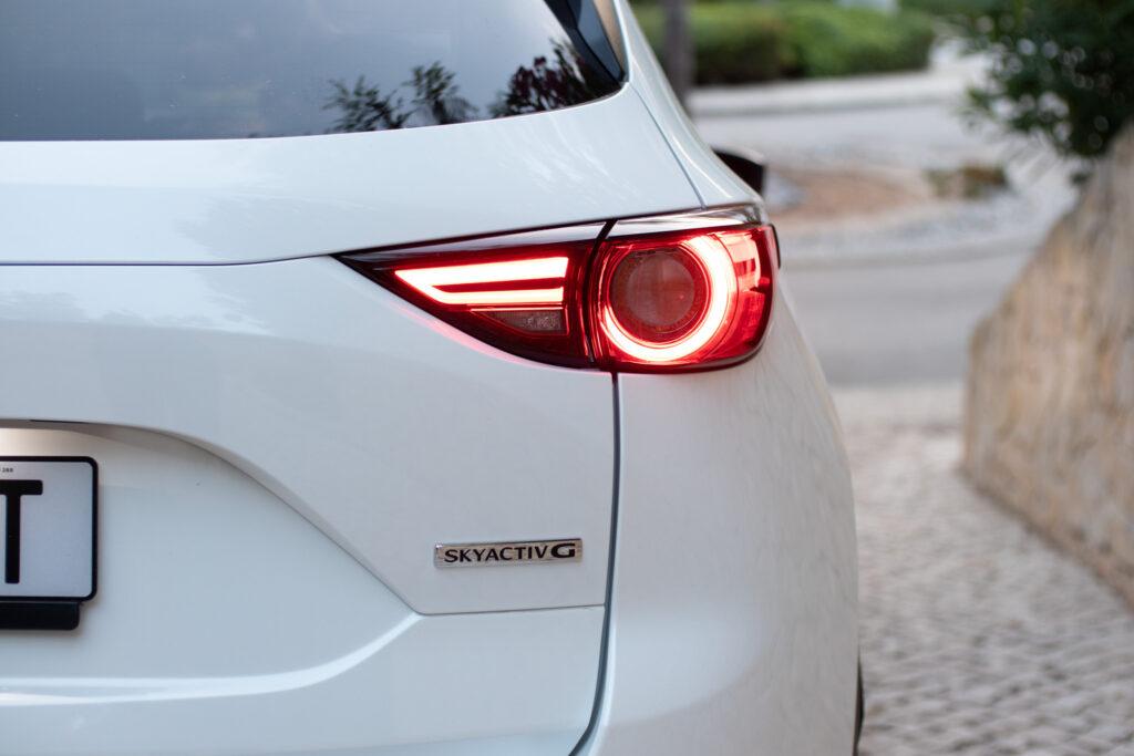 Mazda CX 5 Homura 19