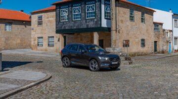 Roteiro Sernancelhe com Volvo XC60 T6 Recharge