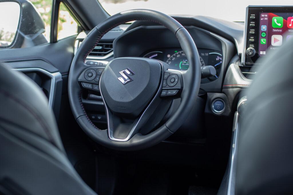 Suzuki Across PHEV 135
