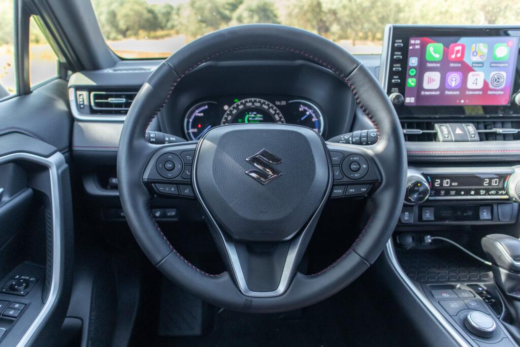 Suzuki Across PHEV 145