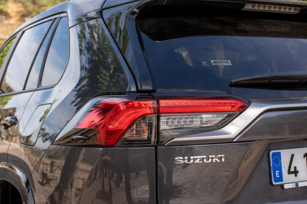 Suzuki Across PHEV 72