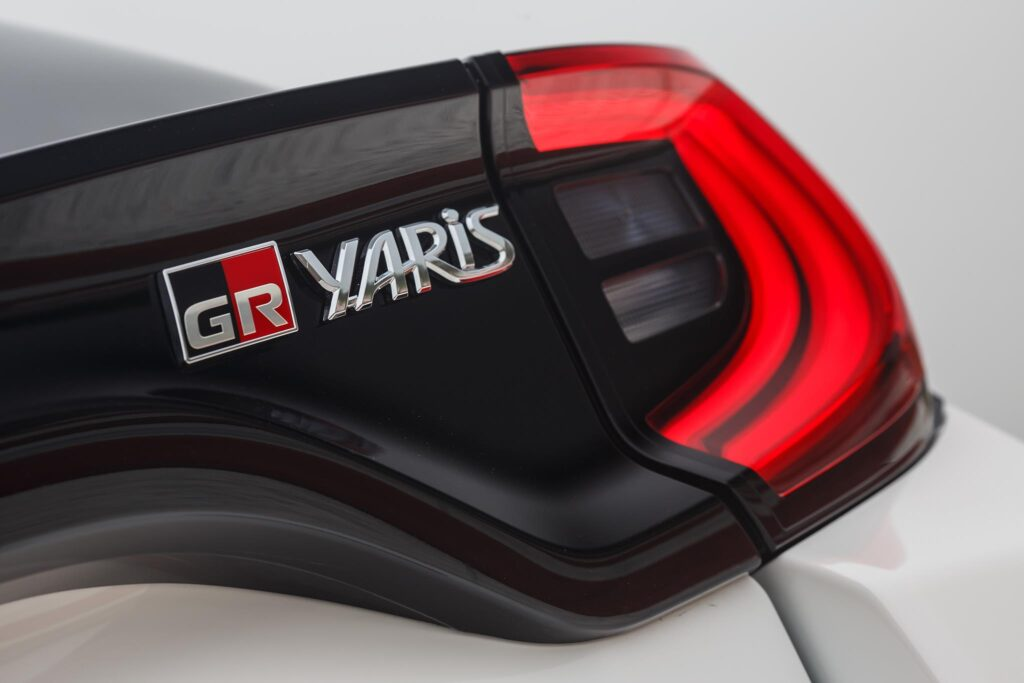 Toyota GR Yaris 2020 official 1