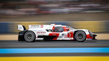WEC 2021 24 horas Le Mans 19