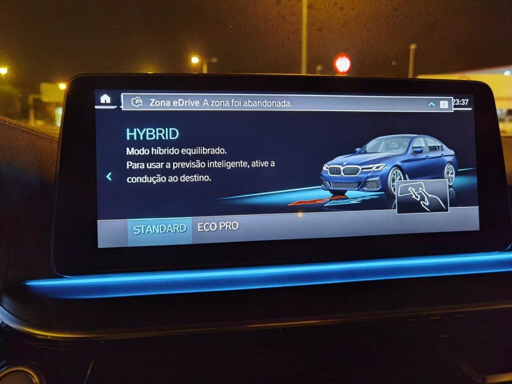 BMW 545e eDriveZones 1