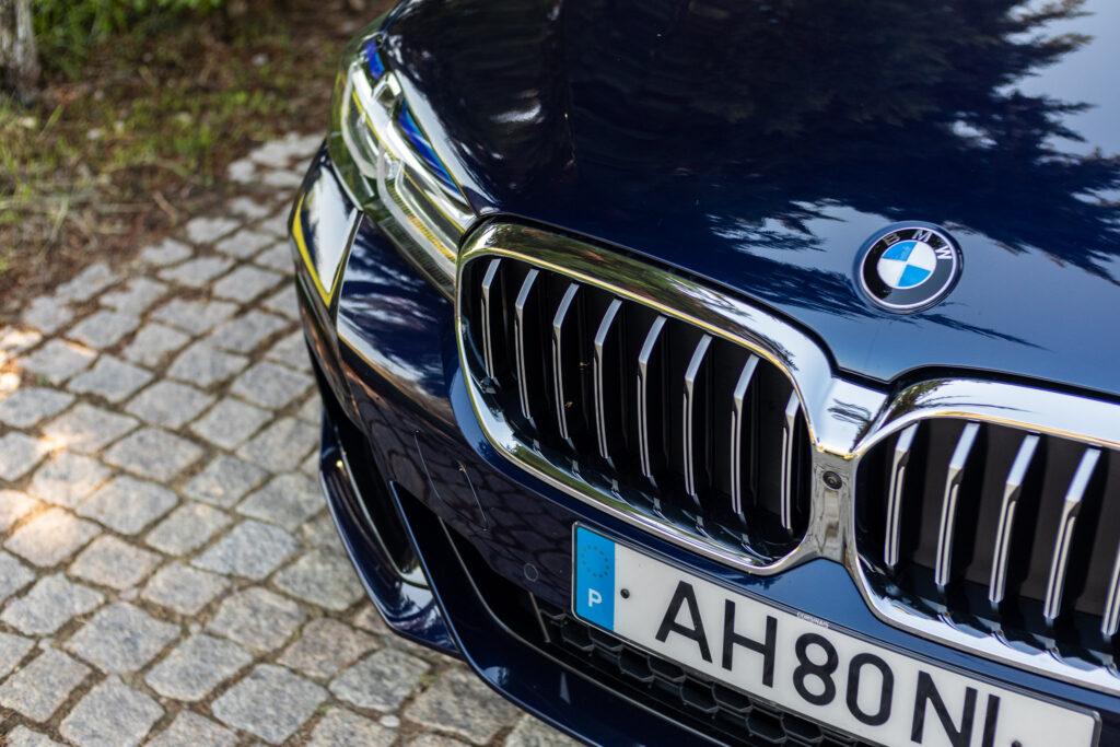 BMW 545e xDrive 13