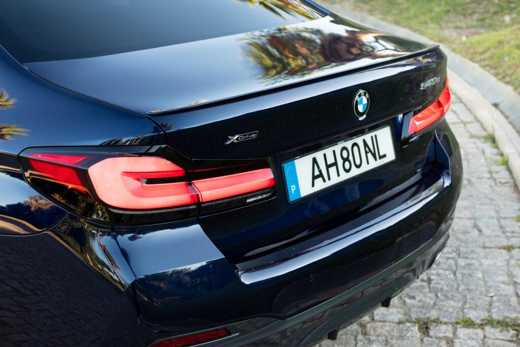 BMW 545e xDrive 290
