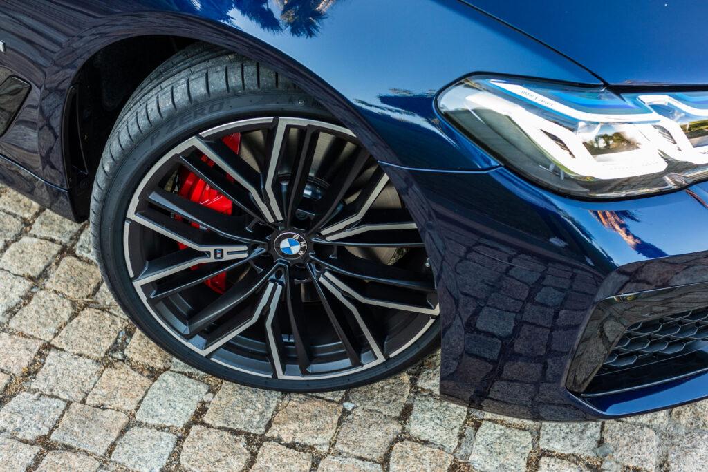 BMW 545e xDrive 315