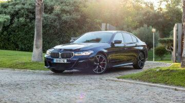 BMW 545e xDrive 321