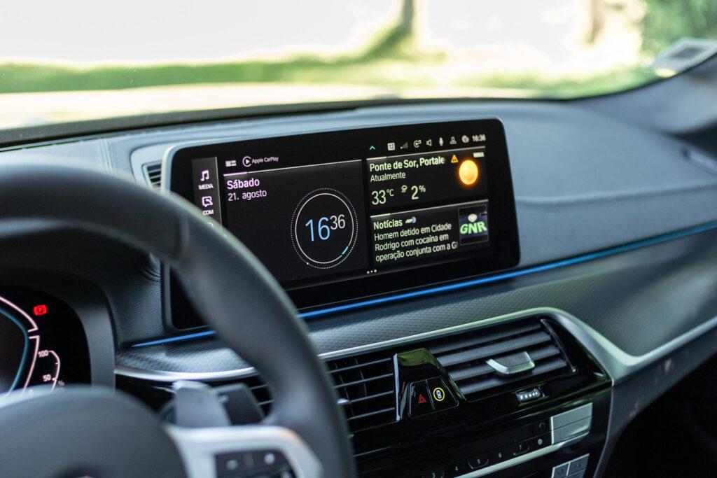 BMW 545e xDrive 35