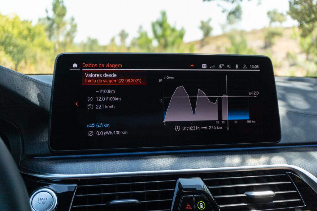 BMW 545e xDrive 360
