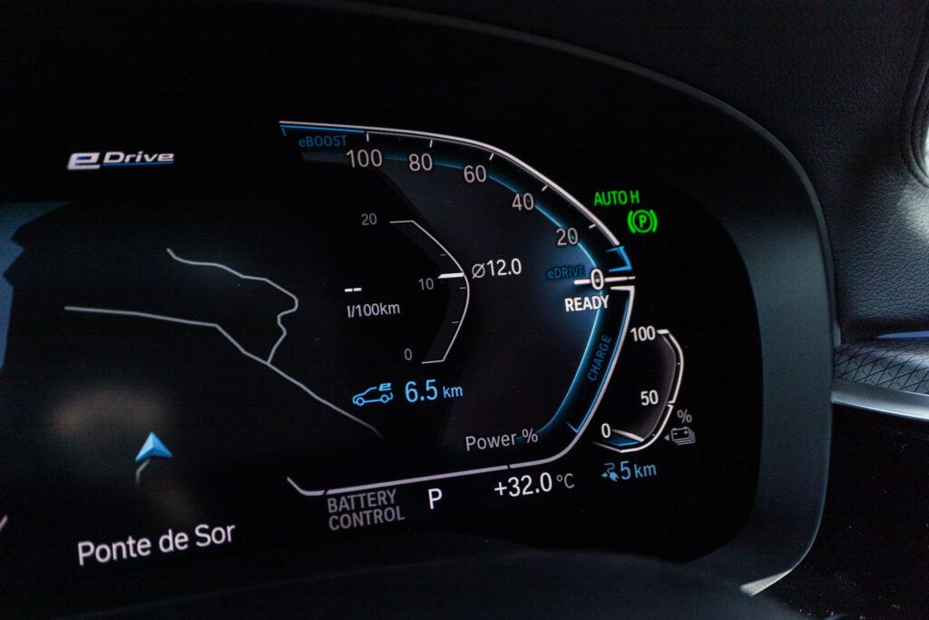 BMW 545e xDrive 365
