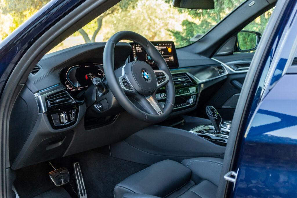BMW 545e xDrive 51