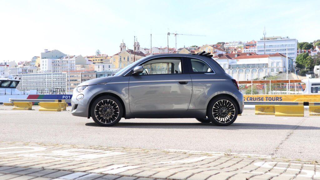 Fiat 500C La Prima 1