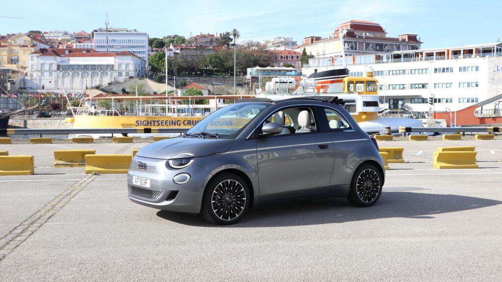 Fiat 500C La Prima 10