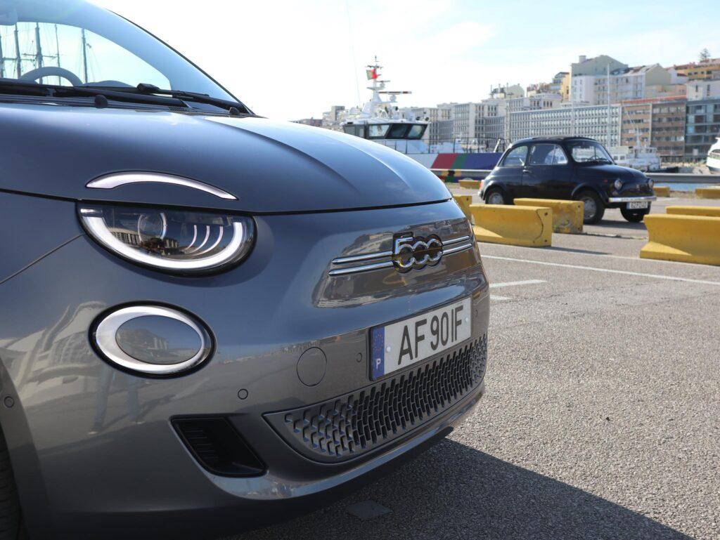 Fiat 500C La Prima 100