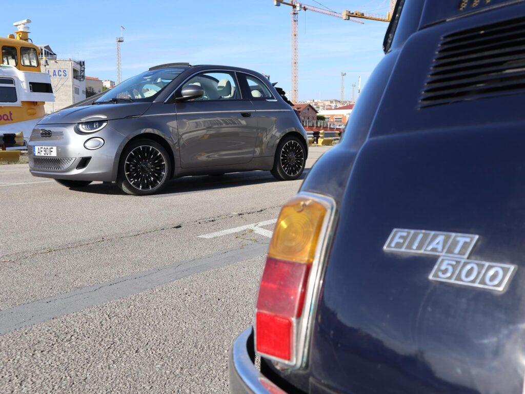 Fiat 500C La Prima 108
