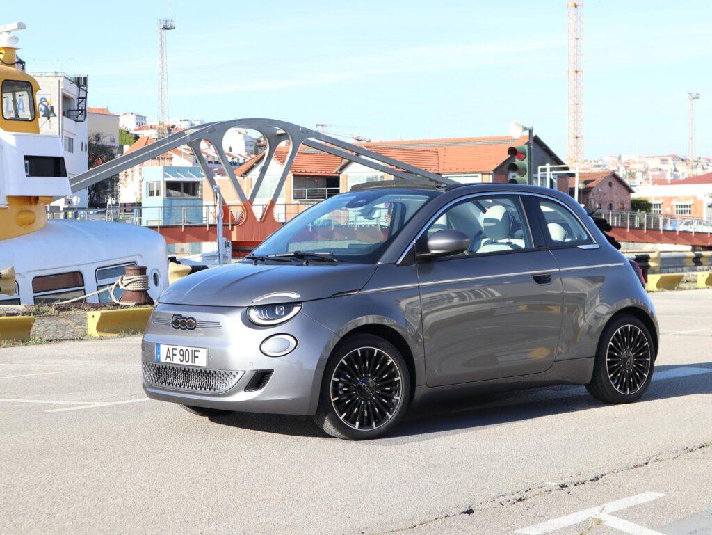 Fiat 500C La Prima 113