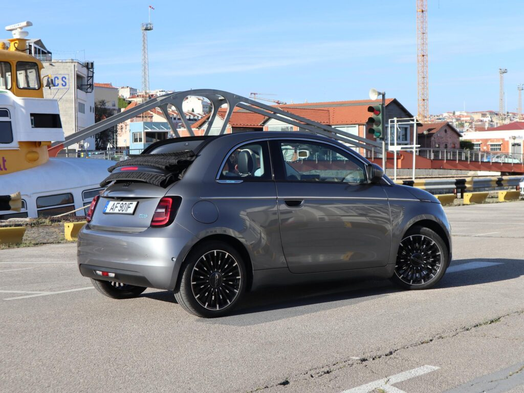 Fiat 500C La Prima 118