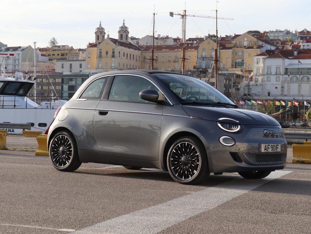 Fiat 500C La Prima 170