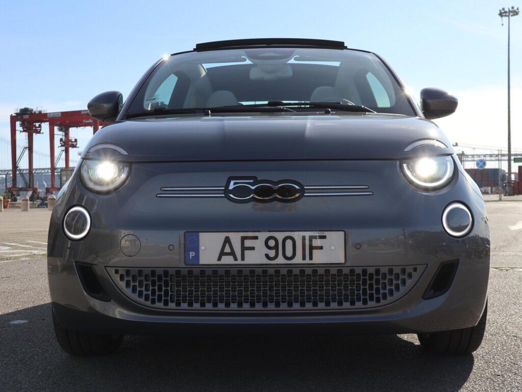 Fiat 500C La Prima 67