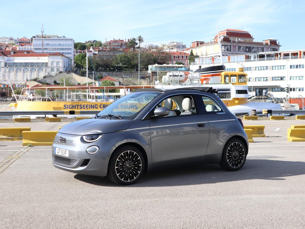 Fiat 500C La Prima 9
