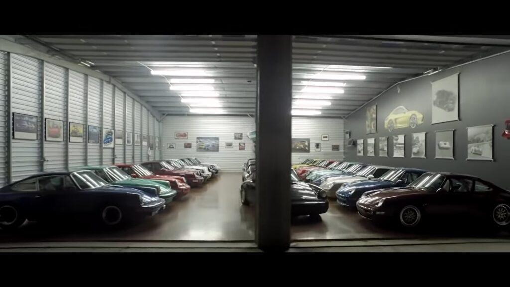 Porsche classics video4