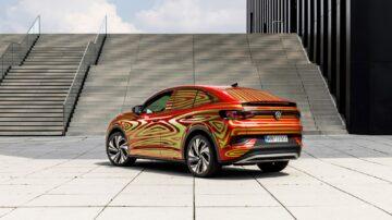 VW ID5 GTX IAA 2021 4