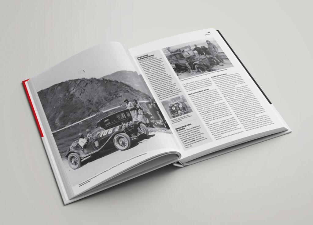 Livro 125 anos Rallye 2