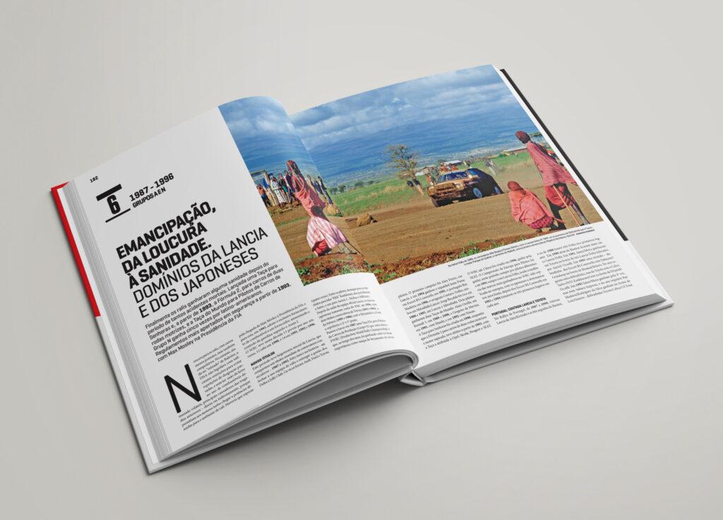 Livro 125 anos Rallye 6