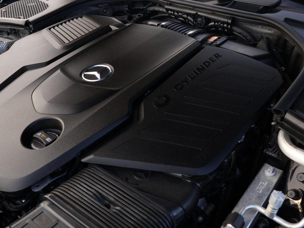 Mercedes Benz Classe S S400d 4MATIC 12